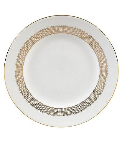 Vera Wang by Wedgwood Gilded Weave Salad Plate