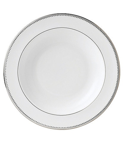 Vera Wang by Wedgwood Grosgrain China Pasta Plate