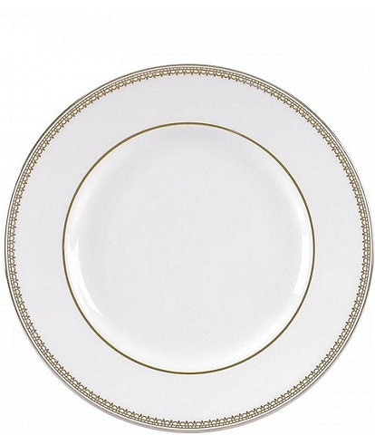 Vera Wang by Wedgwood Vera Lace Gold China Bread and Butter Plate