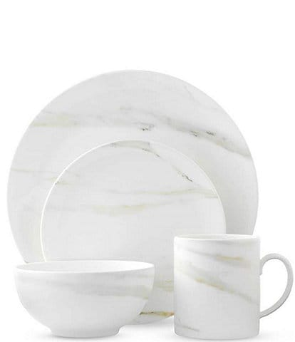 Vera Wang by Wedgwood Vera Venato Imperial 4-Piece Place Setting