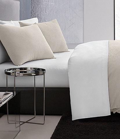 Vera Wang Waffle Pique Comforter Mini Set