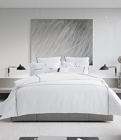 Vera Wang Zig Zag Comforter Mini Set