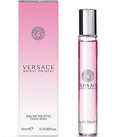 Versace Bright Crystal Eau de Toilette Travel Spray