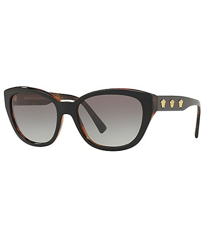 Versace Medusa Rock Icon Butterfly Sunglasses