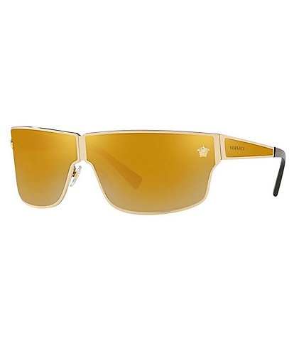 Versace Men's Medusa Aspis Sunglasses