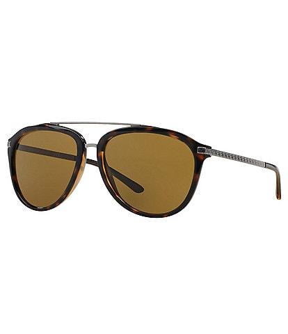 Versace Men's Pilot 58mm Sunglasses