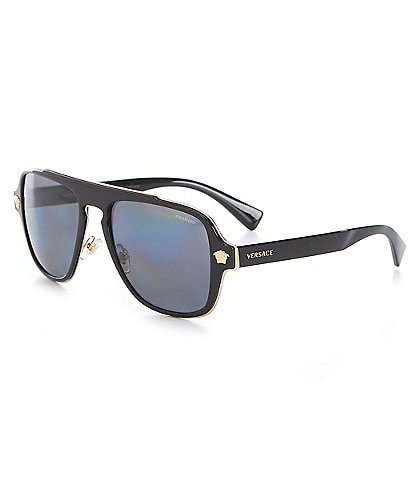 Versace Navigator Sunglasses