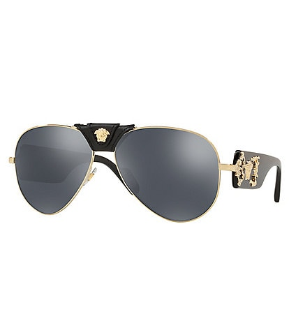 Versace Rock Icons Barocco Sunglasses