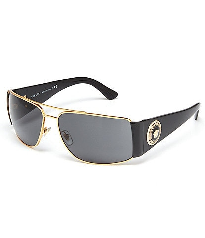 4b6f78382be4 Versace Rock Icons Vanitas Navigator Sunglasses
