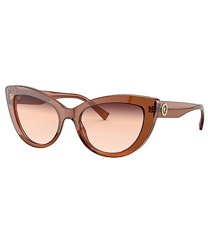 Versace Ve4388 54 Cat Eye Sunglasses
