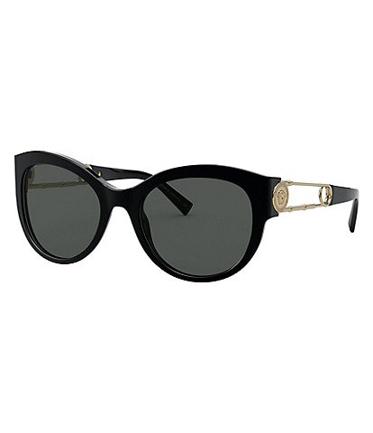 Versace Women's Cat Eye 55mm Sunglasses