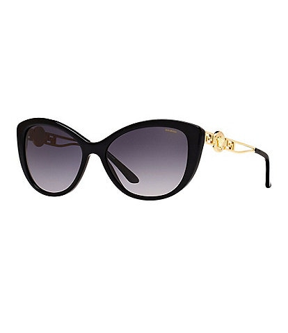 Versace Women's Cat Eye Sunglasses