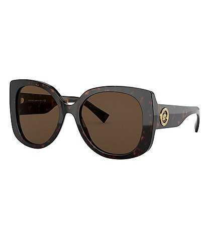 Versace Women's Square 56mm Sunglasses