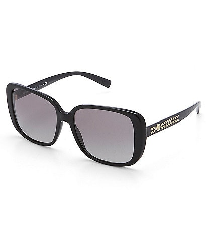 Versace Women's Square Oversized Sunglasses