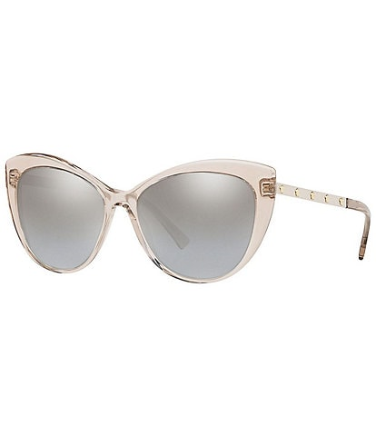 Versace Women's VE4348 Cat Eye 57mm Sunglasses