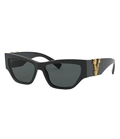 Versace Women's Ve4383 Cat Eye 56mm Sunglasses