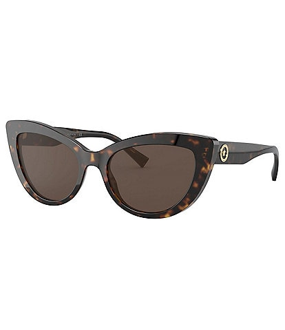 Versace Women's Ve4388 Cat Eye 54mm Sunglasses
