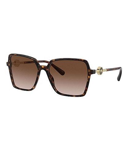 Versace Women's Ve4396 Square 58mm Sunglasses
