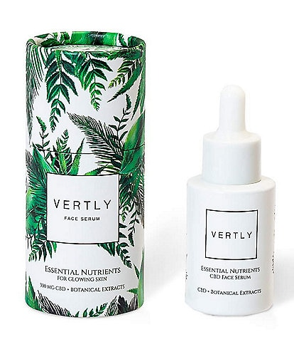 Vertly Essential Nutrients CBD Face Serum