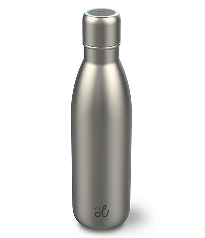 Vie Oli UV-C Sanitizing Cap Water Bottle