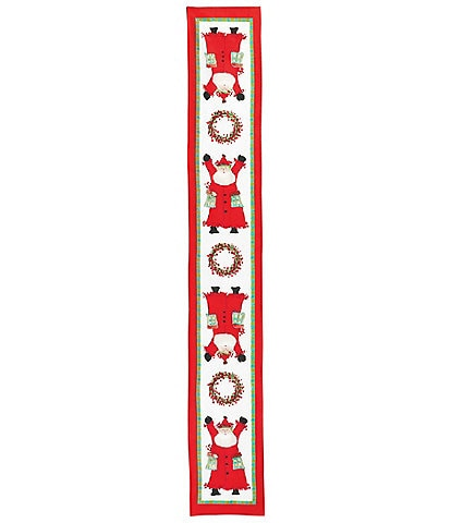 VIETRI Old St. Nick Table Runner