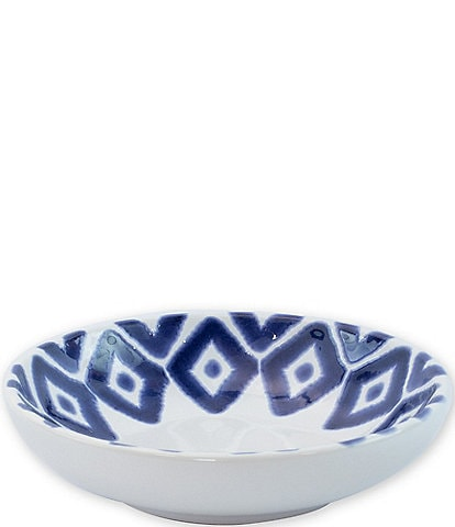 Vietri Santorini Diamond Condiment Bowl
