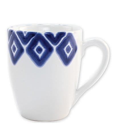 Vietri Santorini Diamond Mug