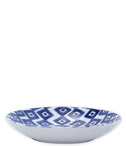 VIETRI Santorini Diamond Pasta Bowl
