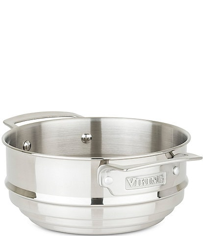 Viking Stainless Steel Universal Steamer Insert