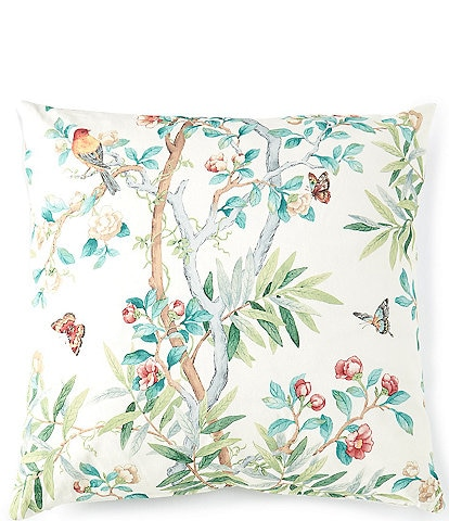 Villa by Noble Excellence Cherry Blossom Filled Euro Sham