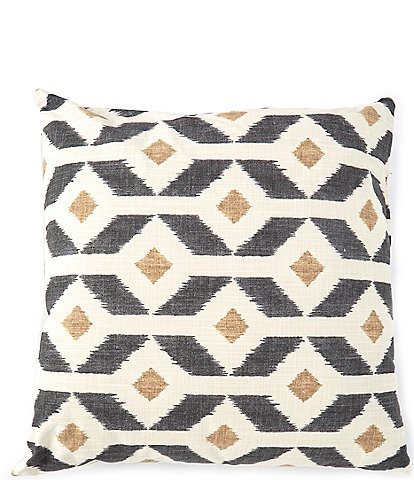 Villa by Noble Excellence Etching Filled Euro Sham