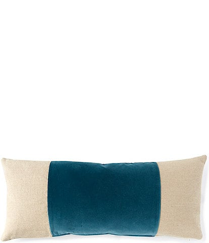 Villa by Noble Excellence Taboo Weathered Linen Breakfast Pillow
