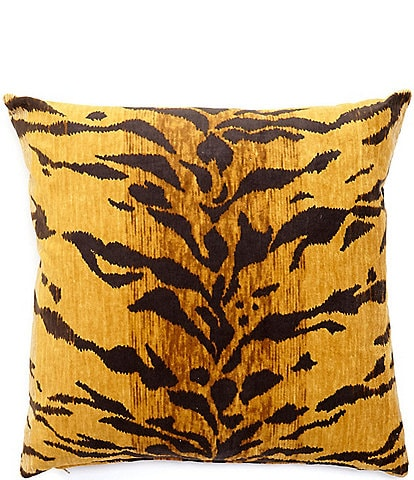 Villa by Noble Excellence Tiago Tiger Square Pillow