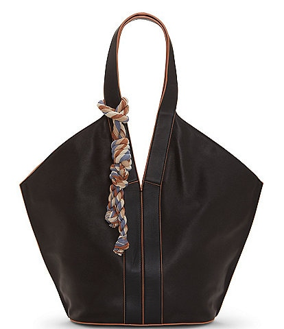 Vince Camuto Afina Leather Tote Bag