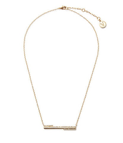 Vince Camuto Bar Pendant Necklace