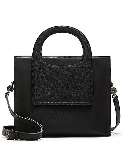 Vince Camuto Beck Top Handle Small Leather Tote Bag