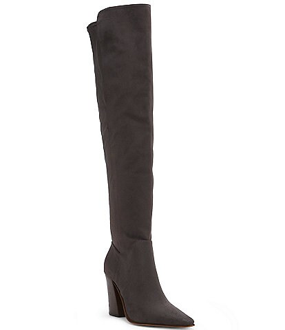Vince Camuto Demerri Over-The-Knee Suede Boots