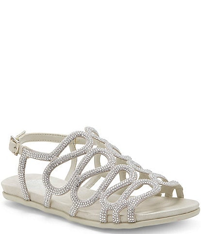 Vince Camuto Girls' Alleesha Embellished Sandals Youth