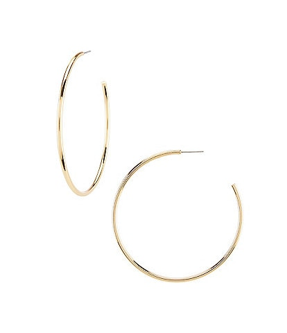 Vince Camuto Large Hoop Earrings