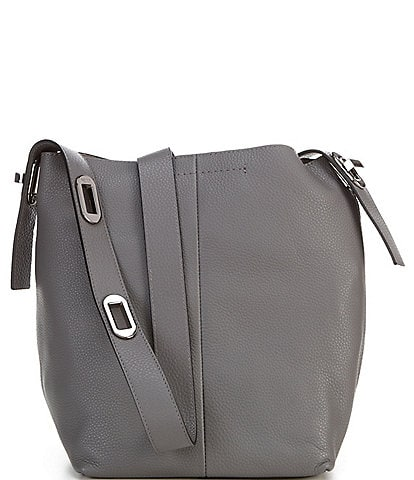 Vince Camuto Leather Juno Hobo Bag