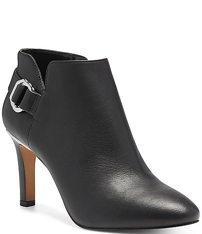 Vince Camuto Leeva Leather Booties