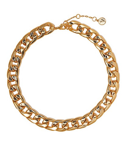Vince Camuto Link Collar Necklace