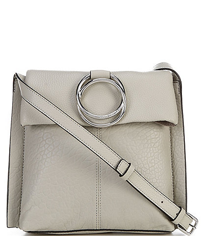 Vince Camuto Livy Large Leather Crossbody Bag