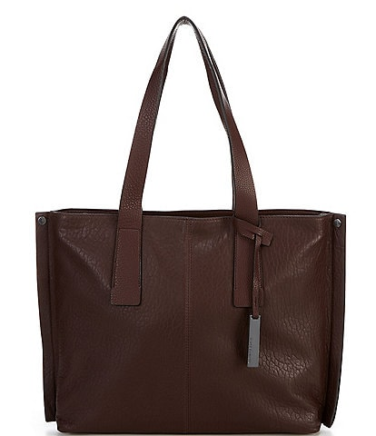Vince Camuto Livy Leather Tote Bag