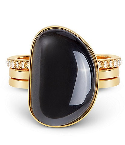 Vince Camuto Mood Stone Ring Set