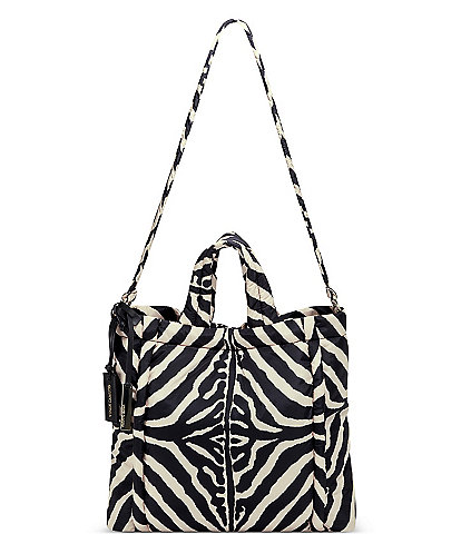 Vince Camuto Myah Washable Nylon Tote Bag
