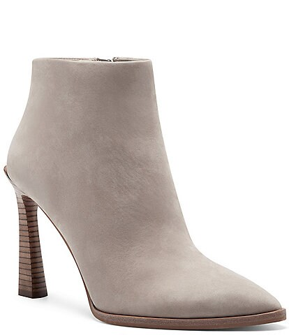 Vince Camuto Pezlee Suede Dress Booties