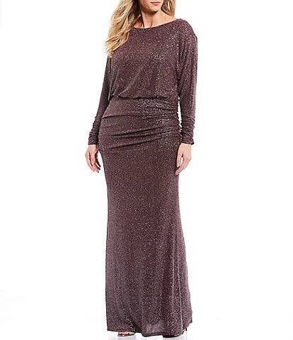 Flattering Plus-Size Bridesmaid Dresses | Dillard\'s