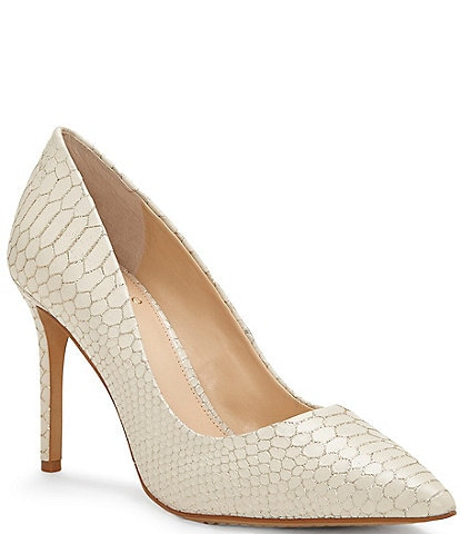 542fce406798 Vince Camuto Savilla Embossed Design Dress Pumps