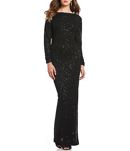 Vince Camuto Sequin Gown